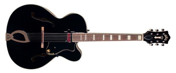 Guild Newark Series A-150B SAVOY - BLACK with Case