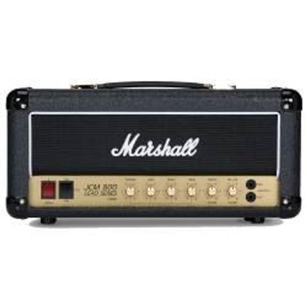 Marshall SC20H 20W JCM800 Valve Head (Switch to 5W) 2 Channel