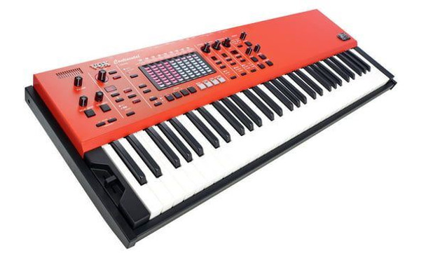 Vox CONTINENTAL61 Vox Continental Organ ReIssue, 61 keys, AC Adapter, V861 Volume/Expression Pedal Incl