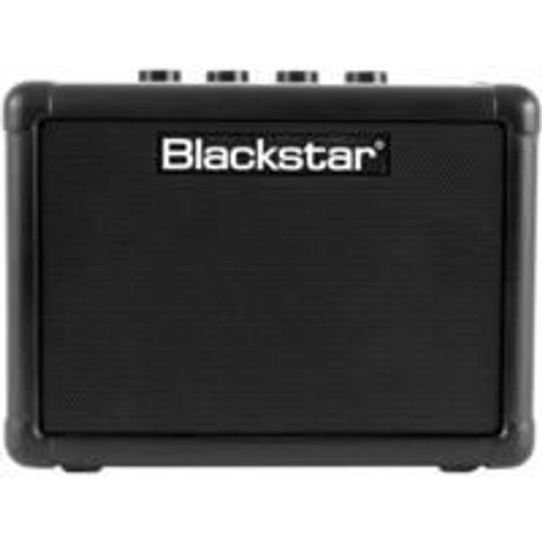 "Blackstar Fly 3 Blue 1x3"" 3-watt Combo Amp with Bluetooth"