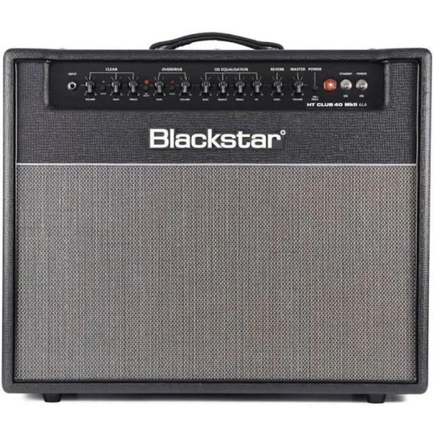 "Blackstar HT Club 40 Mark II 1x12"" 40-watt Tube Combo Amp"