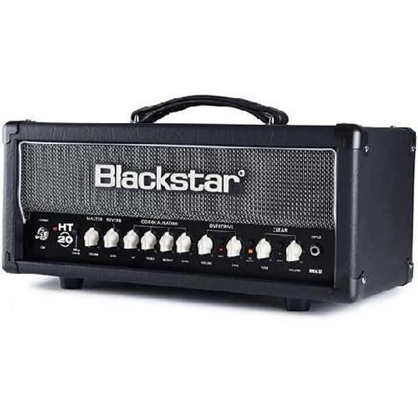 Blackstar HT20RH MKII 20-watt Tube Head with Reverb