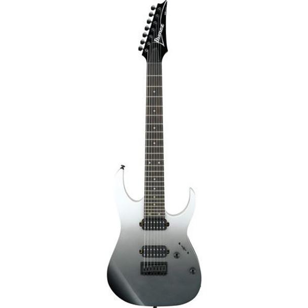 Ibanez RG7421PFM RG Standard 7str Electric Guitar - Pearl Black Fade Metallic