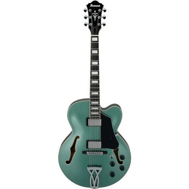 Ibanez AF75OLM AF Artcore 6str Electric Guitar - Olive Metallic