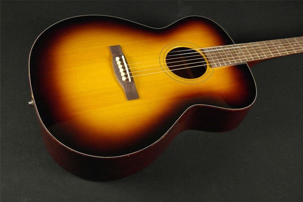 Guild USA F-30 Aragon LH Lefty with DTAR Orchestra Made in New HARTFORD! (005)