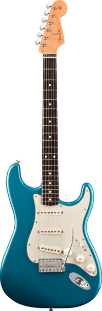 Fender 60'S Stratocaster Lake Placid Blue With Gig Electric Guitar 0131000302