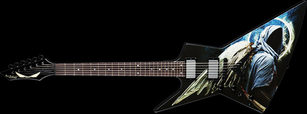 Dean V Dave Mustaine - AOD w/Case Lefty