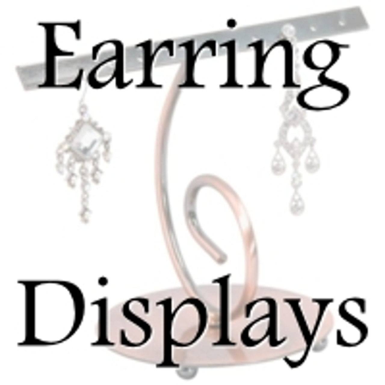 Earrings Displays