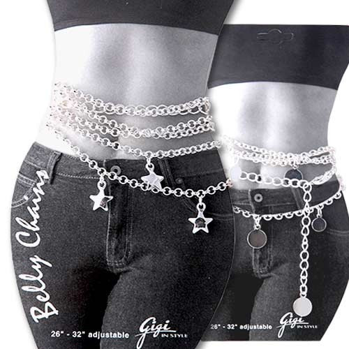 Wholesale Belly Chains