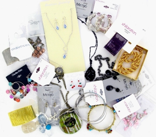488 pc. Wholesale Jewelry Lot
