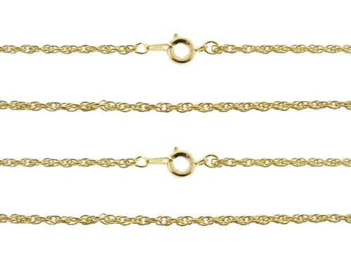 Rope Chain by the Gross : 20 inch