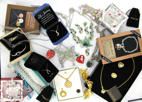 Home Jewelry Party Pack : $2400.00 Retail Value