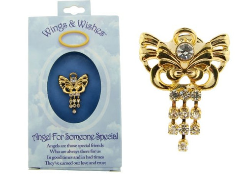 Wholesale Angel For Someone Special Pin