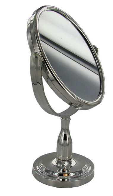 Mirror Double Sided Silver