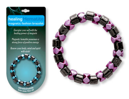 Healing Hematite Bracelets