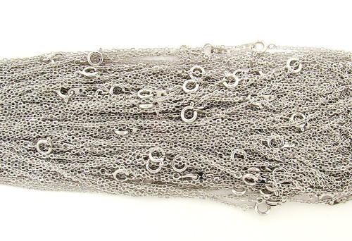 240 Cable Chain : Price Per Gross : 20 inch