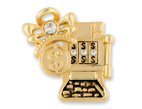 Wholesale Slot Machine Angel Pin