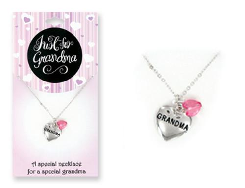 Grandma Toggle Necklace