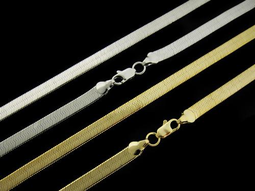Superflex Herringbone Chain : 20 Inch