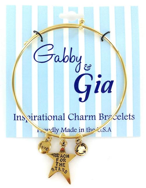 Gabby & Gia Bracelets - Reach for the Stars