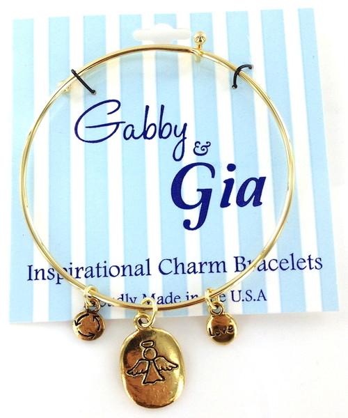 Gabby & Gia Bracelets - Angel