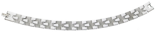 Stainless Steel Bracelet : Cool Touch