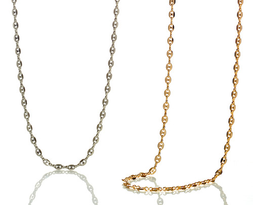 Gucci Link / Mariners Link Chain Necklace