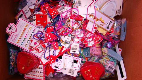 30LB Kids' Treasure Box of Jewelry Findings, Etc