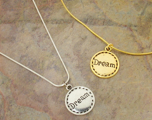 Gabby & Gia Necklace : Dream
