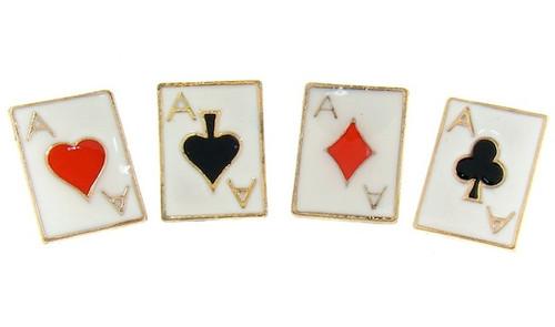 Wholesale Aces Pins