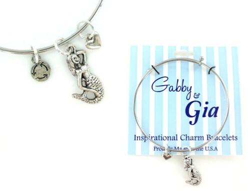 Gabby & Gia Bracelet - Mermaid
