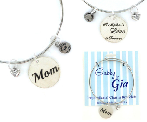Gabby & Gia Bracelet - A Mother's Love