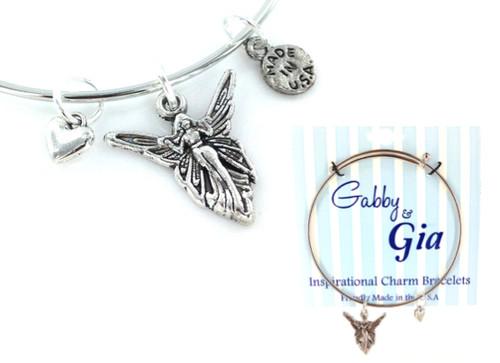 Gabby & Gia Bracelet - Fairy Goddess