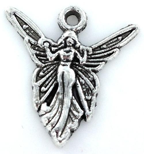 Wholesale Zinc Alloy Charm - Fairy
