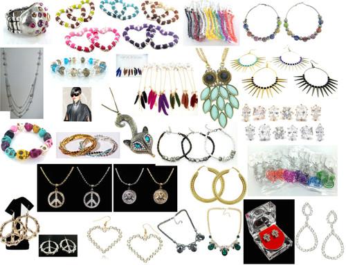 Jewelry Sampler Pack - 80 Piece