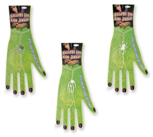 Halloween Hand Jewelry
