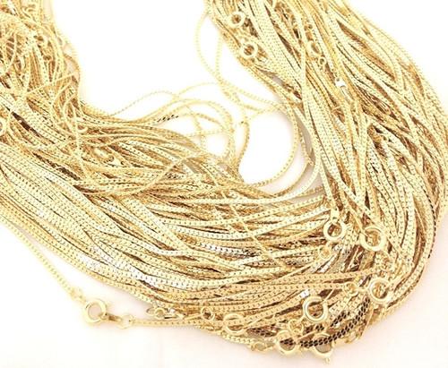 """Elegant Chain - 20"""" - Priced Per Gross"""