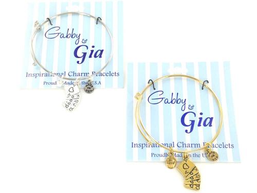 Gabby & Gia Bracelet - Royal Flush