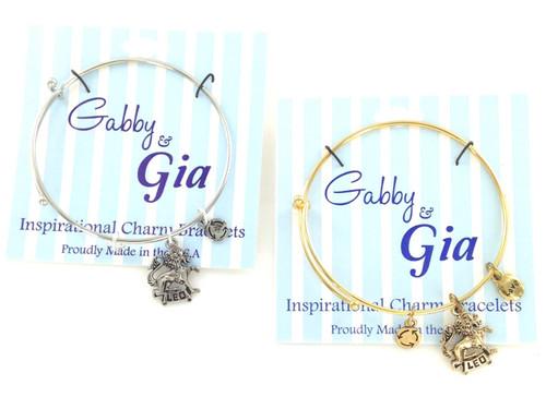 Gabby & Gia Bracelet - Leo