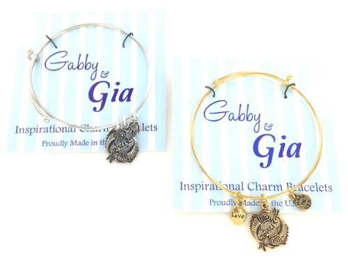 Gabby & Gia Bracelet - Pisces