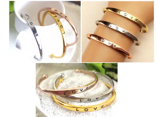 Wholesale Love Bracelets