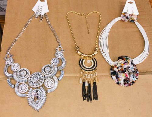 Boutique Jewelry Sample Sale - 100 Pieces