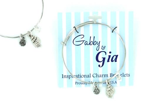 Gabby & Gia - Conch Shell