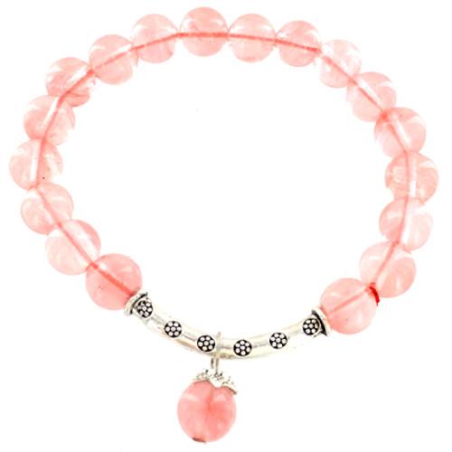 Wholesale Cherry Quartz Bracelet