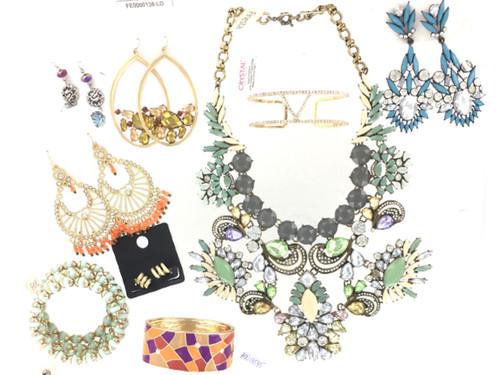 Assorted Trendy Wholesale Jewelry