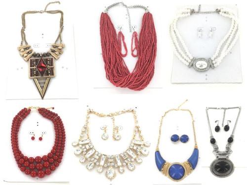 Wholesale Statement Necklace Assortment