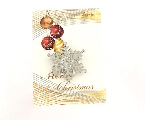 Wholesale Snowflake Pin
