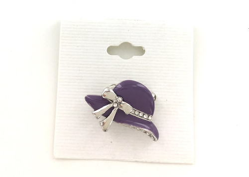Wholesale Purple Hat Pin