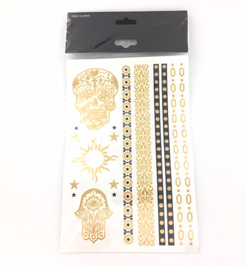 Wholesale Jewelry Tattoos - Skull