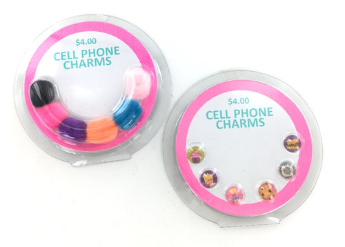 Wholesale Cell Phone Charms by the Dozen